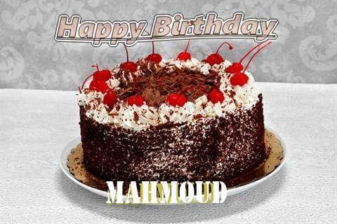 Happy Birthday Mahmoud
