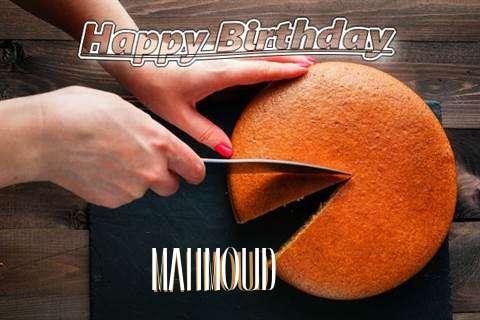 Happy Birthday to You Mahmoud