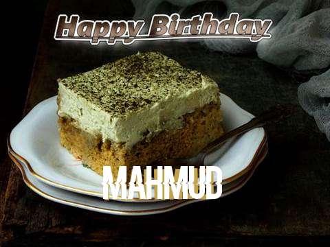 Happy Birthday Mahmud