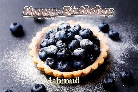 Mahmud Cakes
