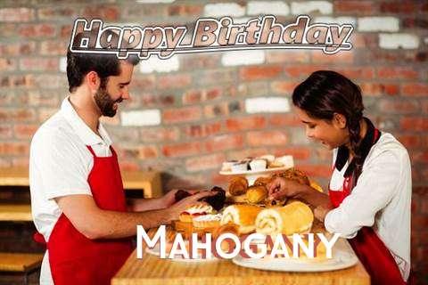 Birthday Images for Mahogany