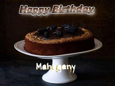 Mahogany Birthday Celebration