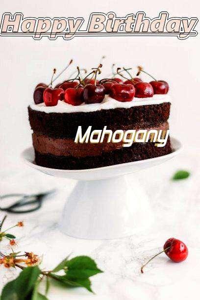 Wish Mahogany