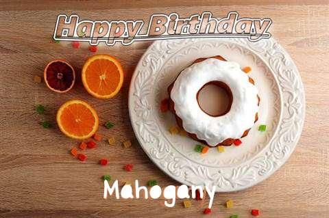 Mahogany Cakes