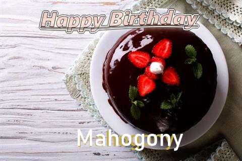 Mahogony Cakes
