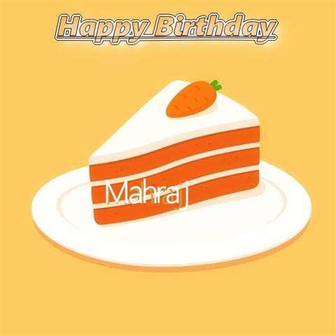 Birthday Images for Mahraj