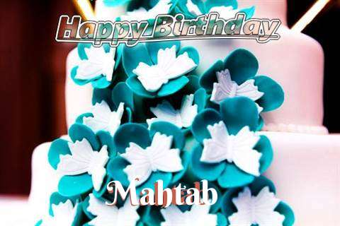 Birthday Wishes with Images of Mahtab