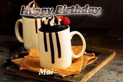 Mai Birthday Celebration