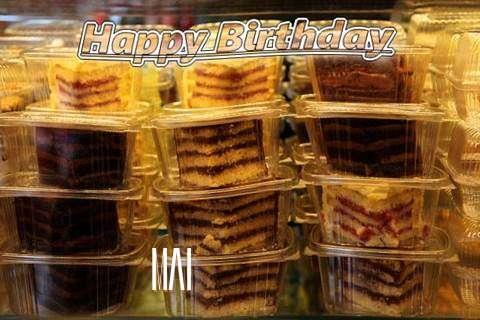 Happy Birthday to You Mai