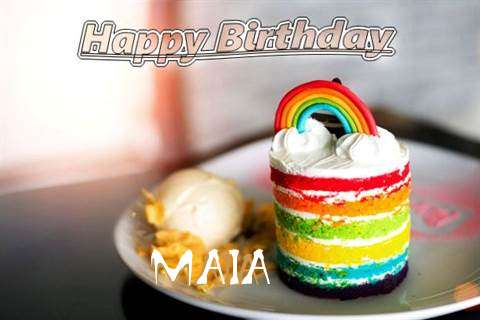 Birthday Images for Maia