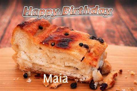 Maia Birthday Celebration