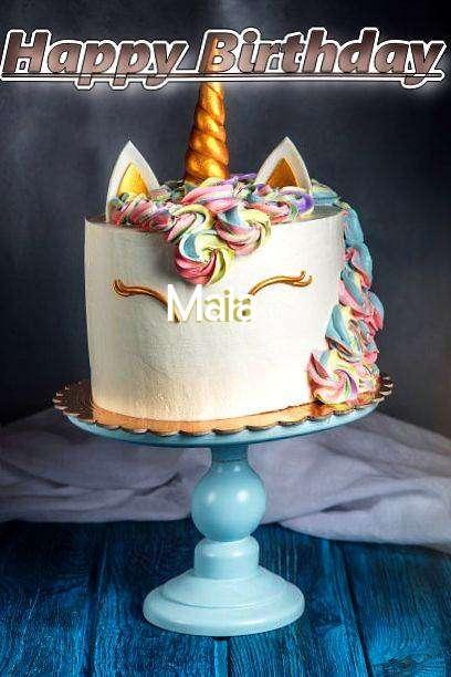 Wish Maia