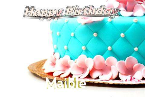 Birthday Images for Maible