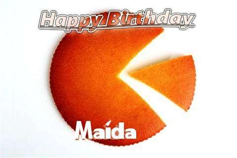 Maida Birthday Celebration