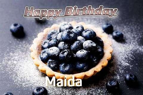 Maida Cakes