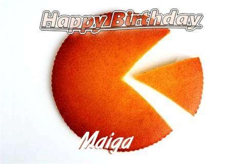 Maiga Birthday Celebration