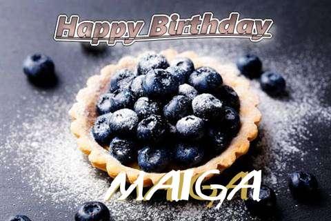 Maiga Cakes