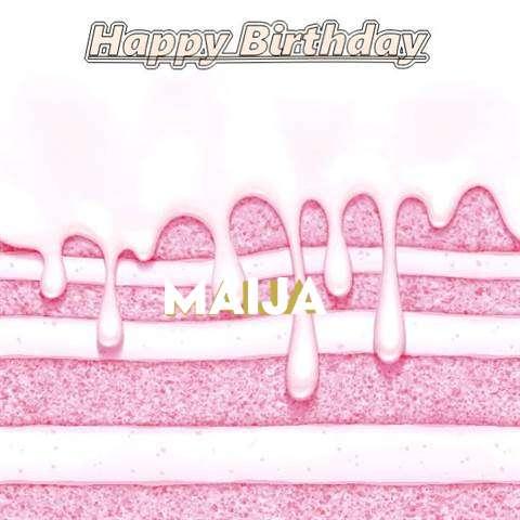 Wish Maija