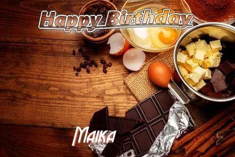 Wish Maika