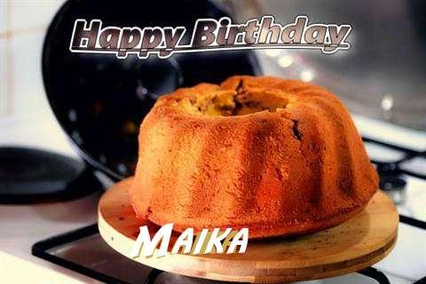 Maika Cakes