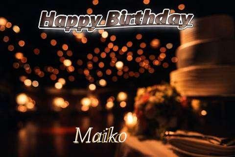 Maiko Cakes