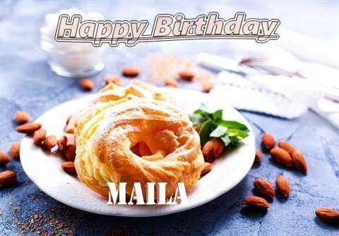Maila Cakes