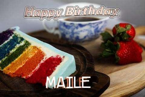 Happy Birthday Maile