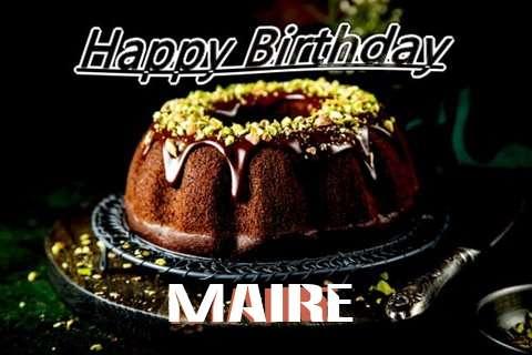 Wish Maire