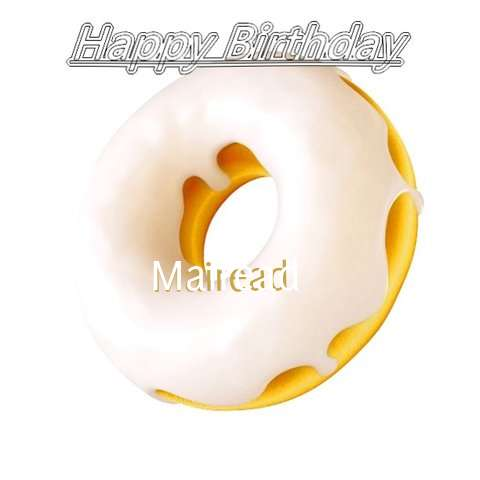 Birthday Images for Mairead