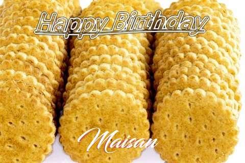 Maisan Cakes