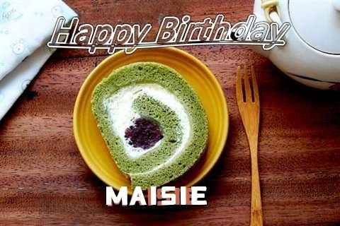 Maisie Birthday Celebration