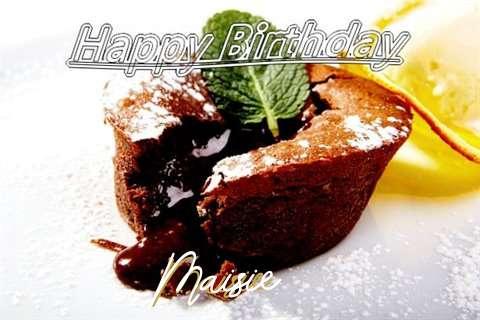 Happy Birthday Wishes for Maisie