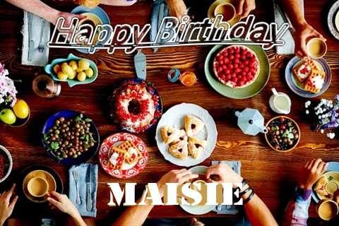 Happy Birthday to You Maisie