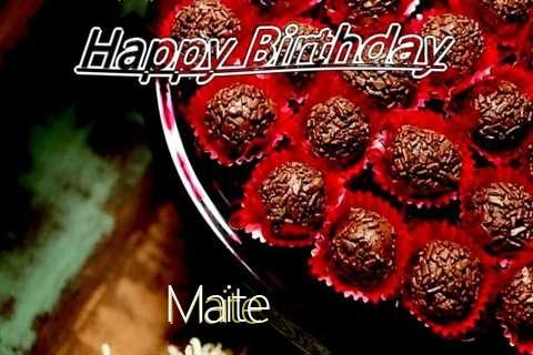 Wish Maite