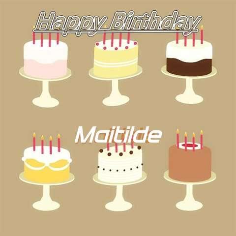 Maitilde Birthday Celebration