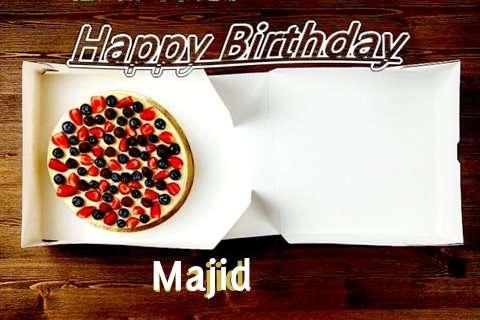 Happy Birthday Majid