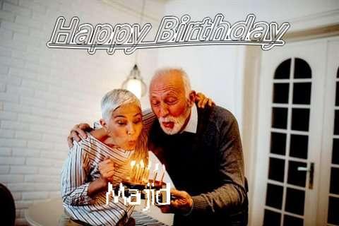 Wish Majid