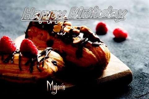 Happy Birthday Majorie