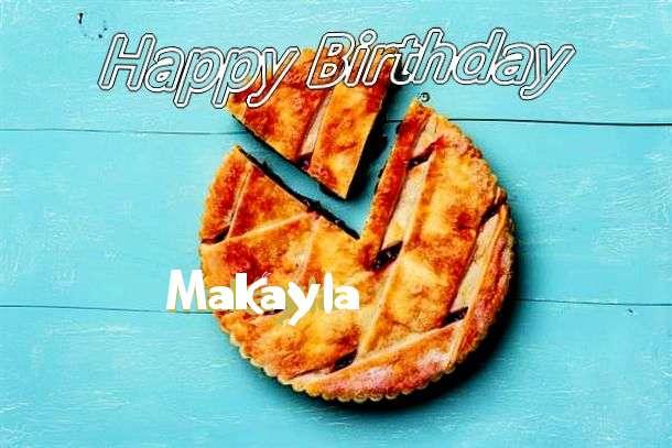 Makayla Birthday Celebration