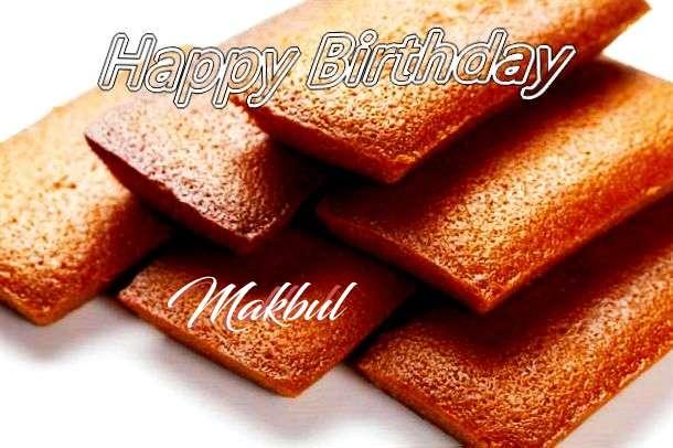 Happy Birthday to You Makbul