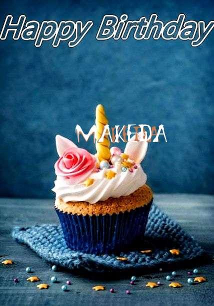 Happy Birthday to You Makeda