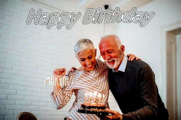 Makeia Birthday Celebration