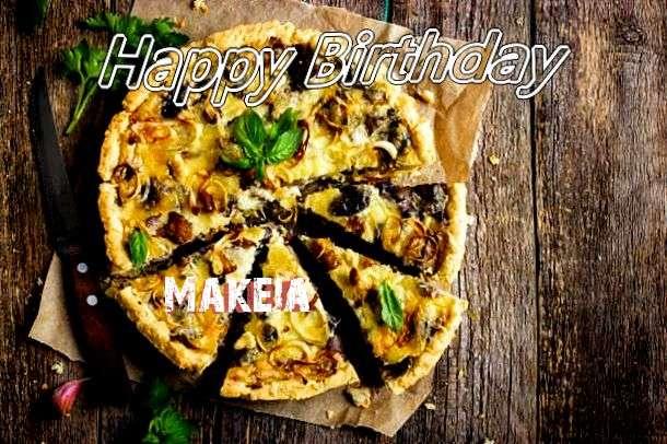 Makeia Cakes
