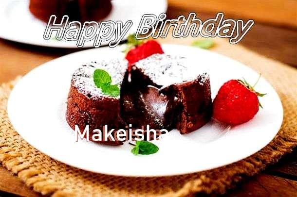 Makeisha Cakes