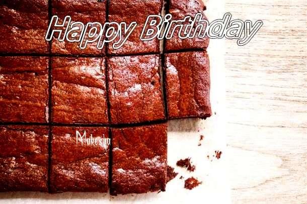 Happy Birthday Makesha