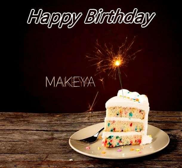 Birthday Images for Makeya