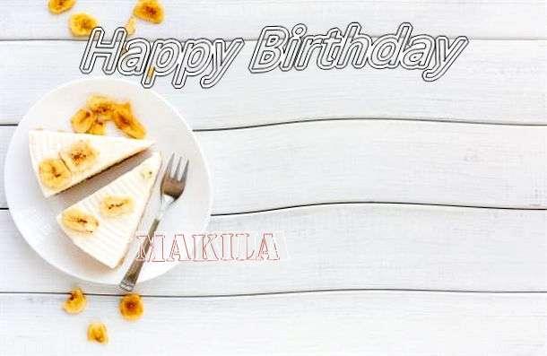 Makila Cakes