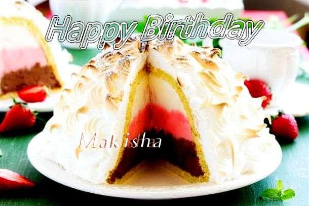 Happy Birthday to You Makisha