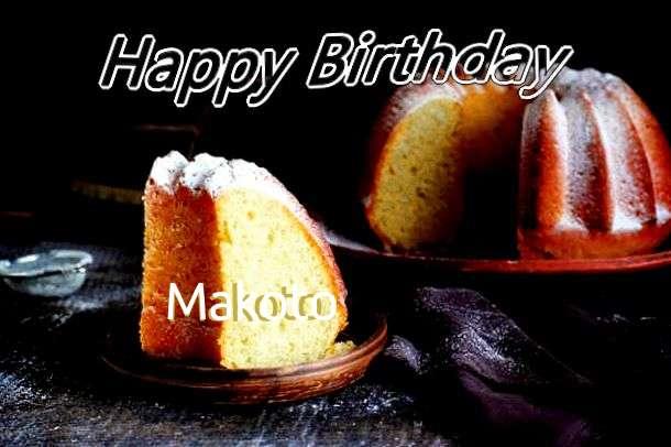 Makoto Birthday Celebration