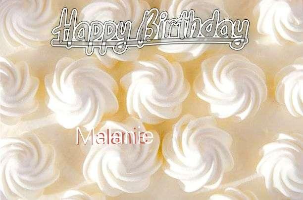 Happy Birthday to You Malanie